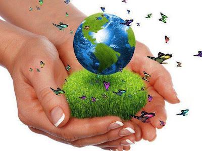 imagen medio ambiente+tierra+planeta+verde+ecologia