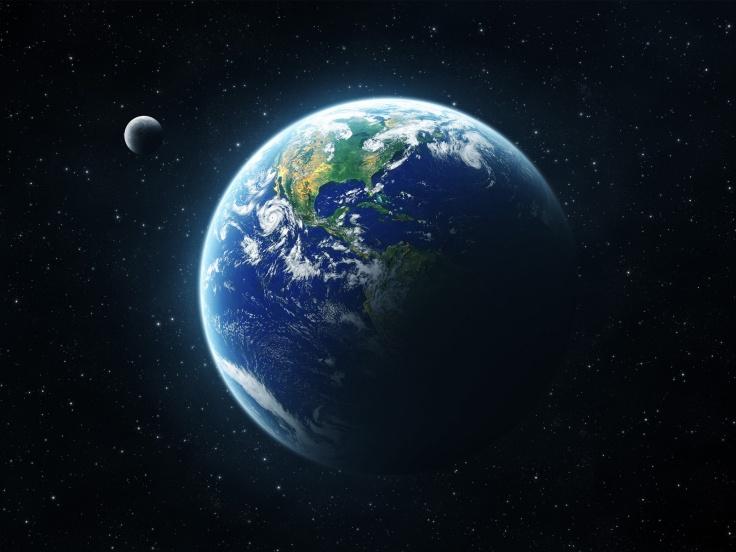 fotos-de-la-tierra-y-la-luna