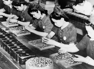 mujeres japonesas 1941