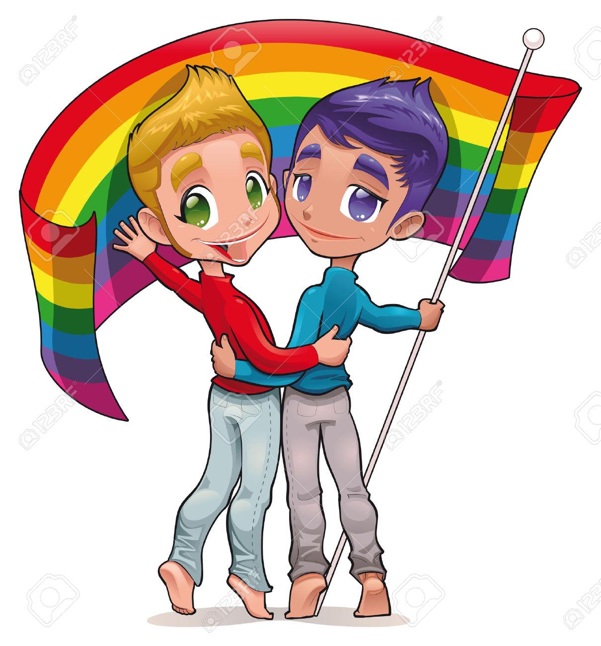 Todos los tipos de fotos de adolescentes homosexuales