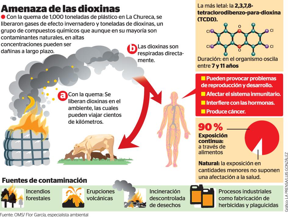 Resultado de imagen para dioxinas