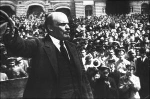 lenin revolucion rusa